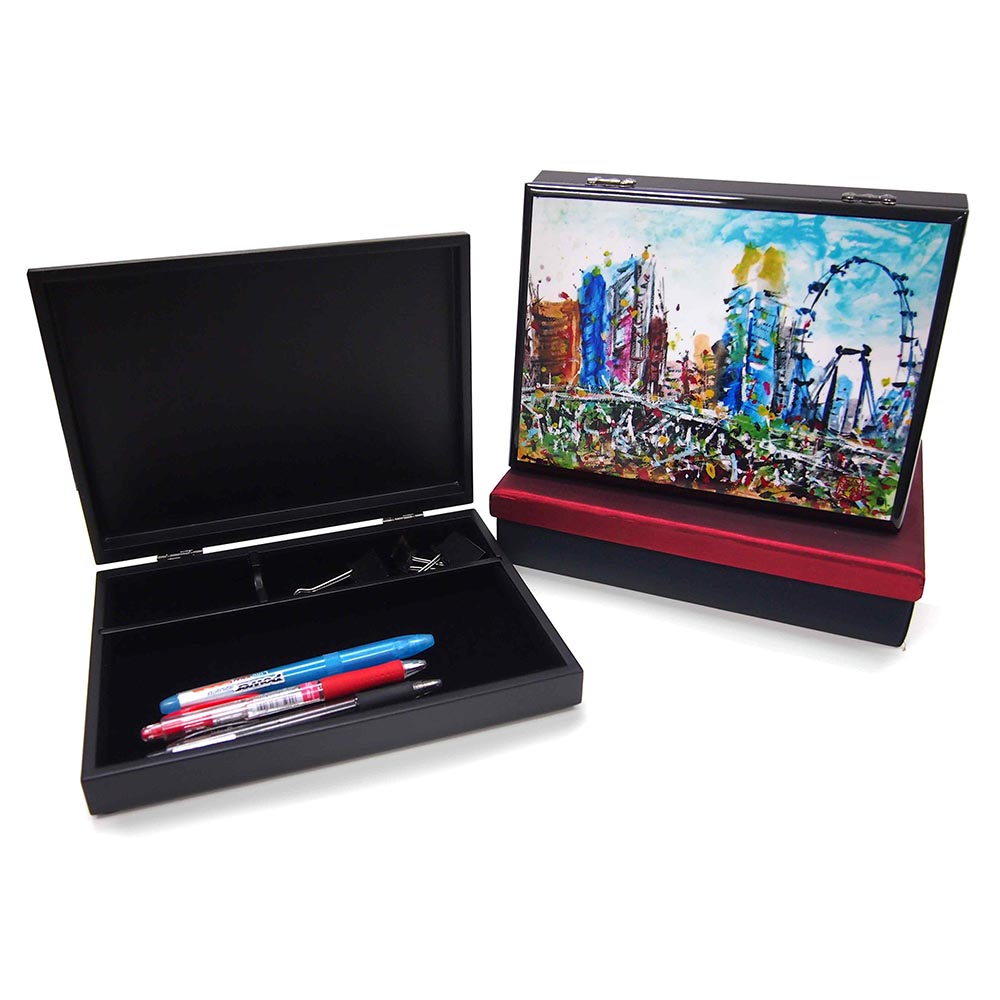 Stationery Box, Very Special Arts (Singapore Flyer)