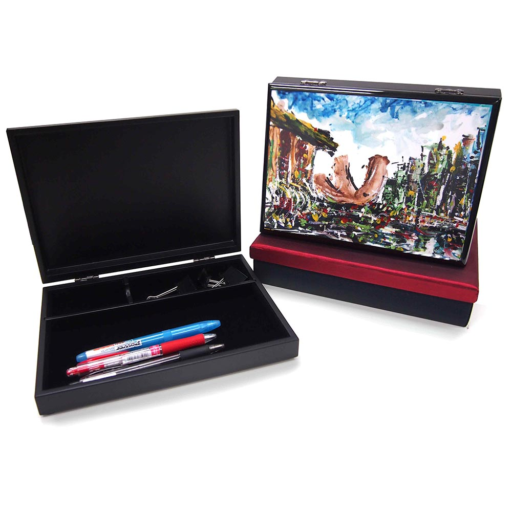 Stationery Box, Very Special Arts (Marina Bay Sands)